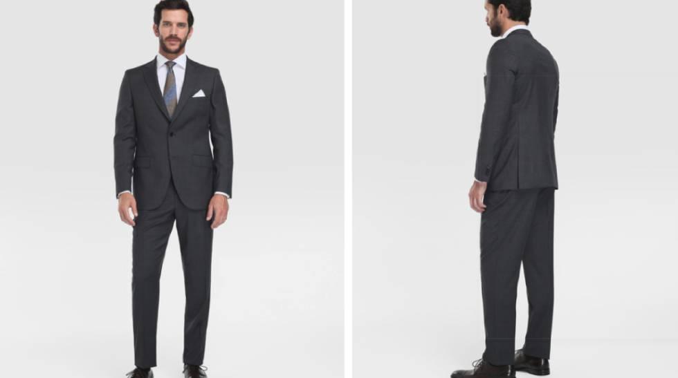 a71fa868b461a Rebajas 2019  guía para sacar el máximo partido a las compras de ropa y  calzado ampliar foto. Traje gris de hombre ...
