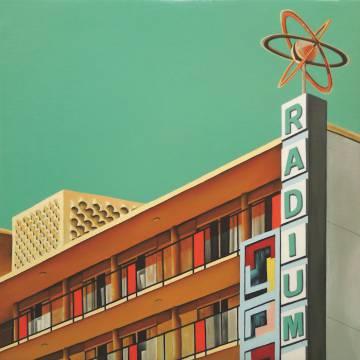 Este artista pinta lo 'terminal' de las ciudades