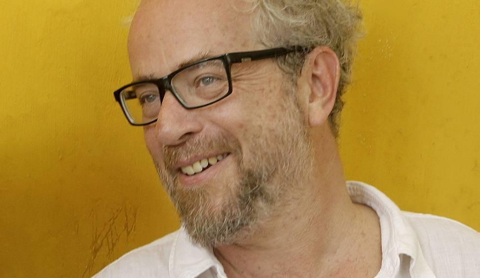 Claudio López de Lamadrid en Cartagena de Indias en 2017.