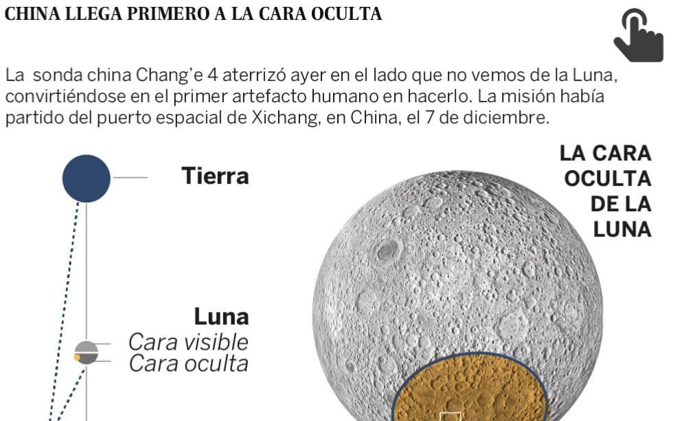 China consigue que una semilla de algodón brote en la Luna por primera vez
