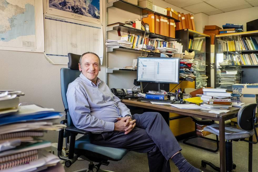 Ignacio Luengo, catedrático de Álgebra de la Universidad Complutense de Madrid.