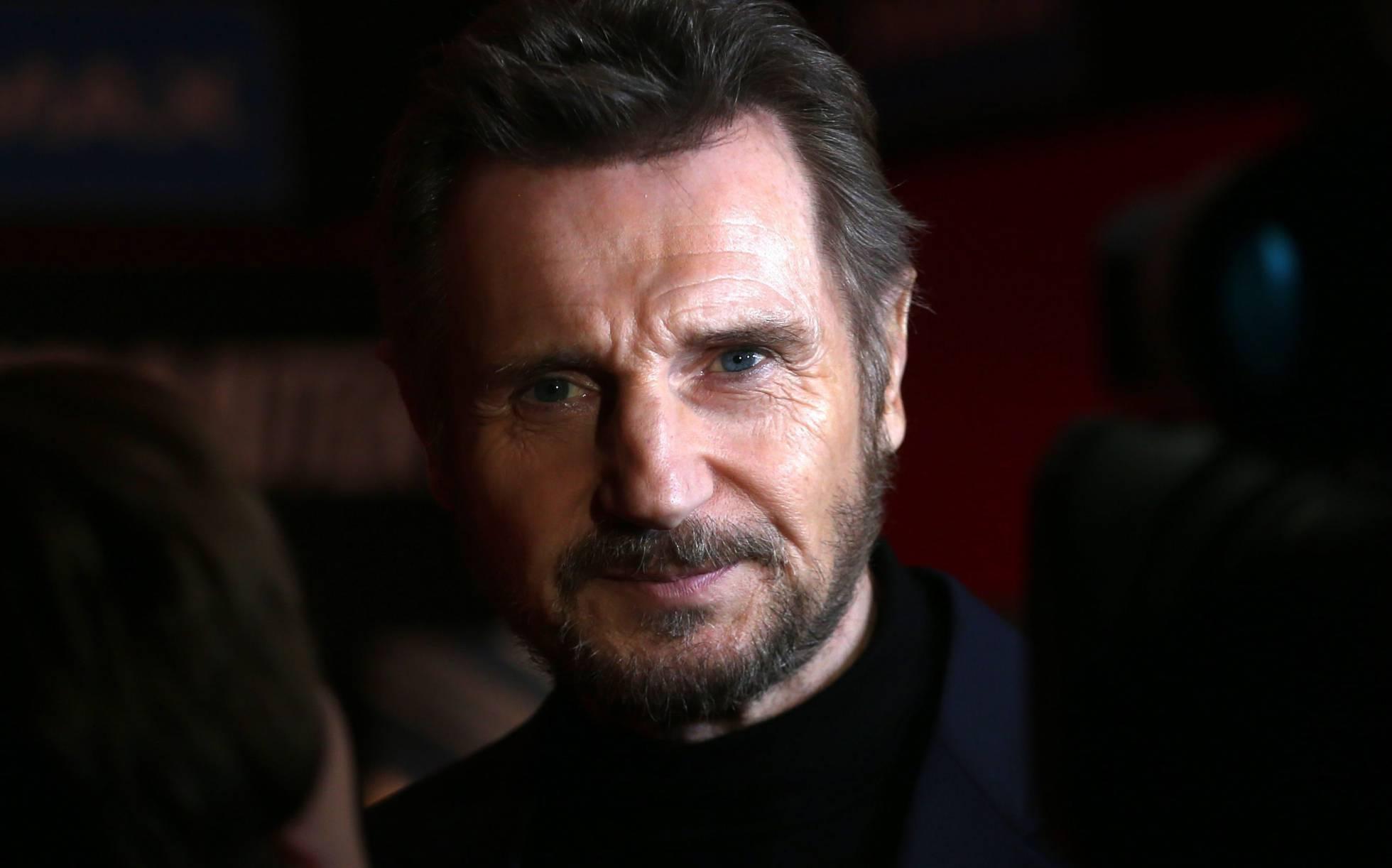 La maldición que persigue a Liam Neeson