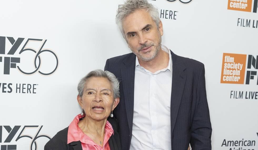 La niñera que inspiró el viaje a la memoria de Alfonso Cuarón