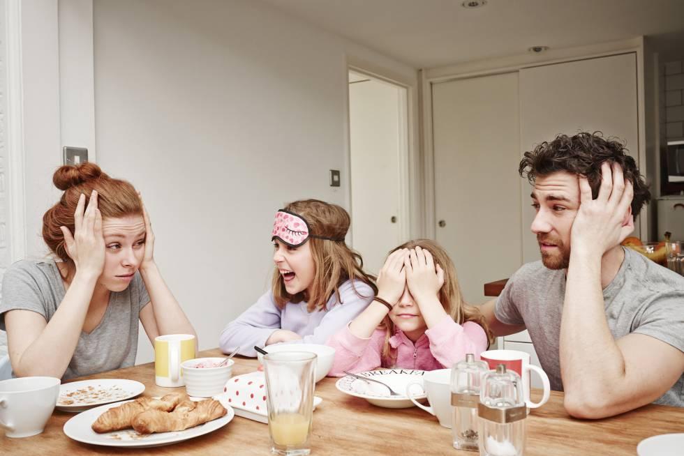Tener un segundo hijo deteriora la salud mental de los padres