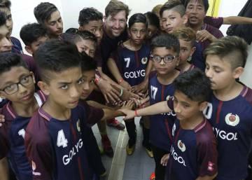 Por qué el fútbol para niños es reticente a los partidos sin ... 3e14f2604705f