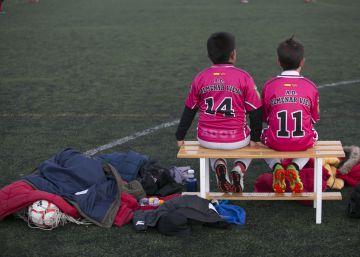 5383dfc61 ¿Por qué el fútbol para niños es reticente a los partidos sin marcador