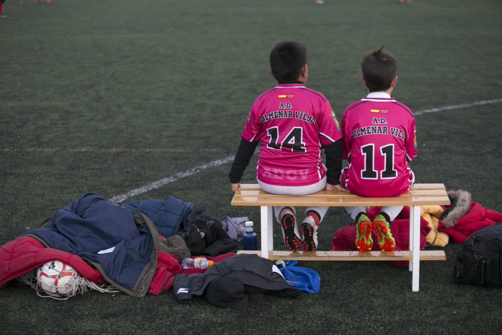 ¿Por qué el fútbol para niños es reticente a los partidos sin marcador?