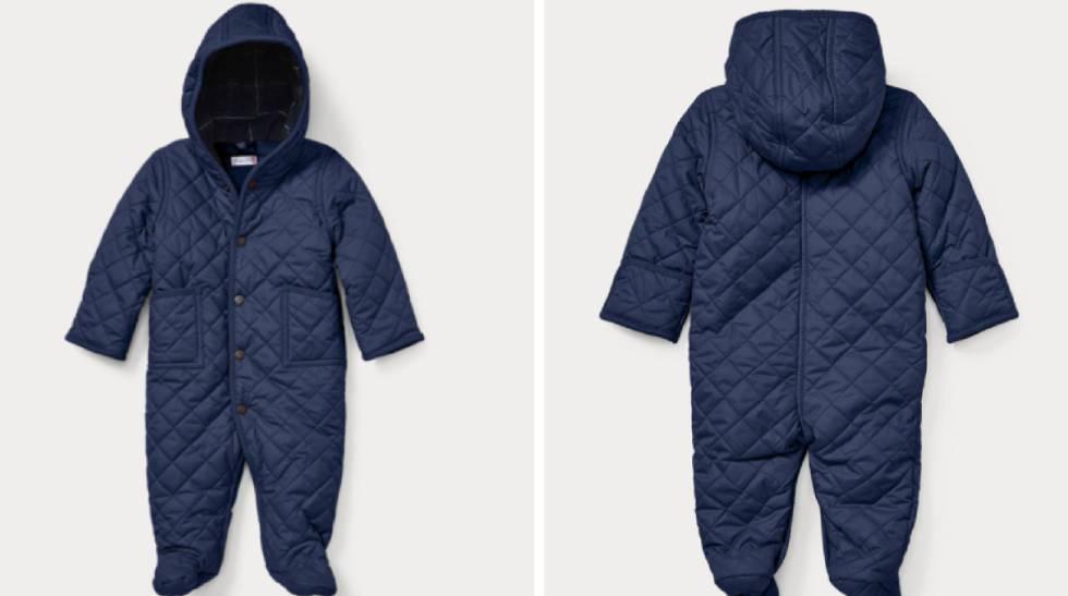 4c4ca669b81 Rebajas 2019  las mejores ofertas en ropa de abrigo para bebés y ...