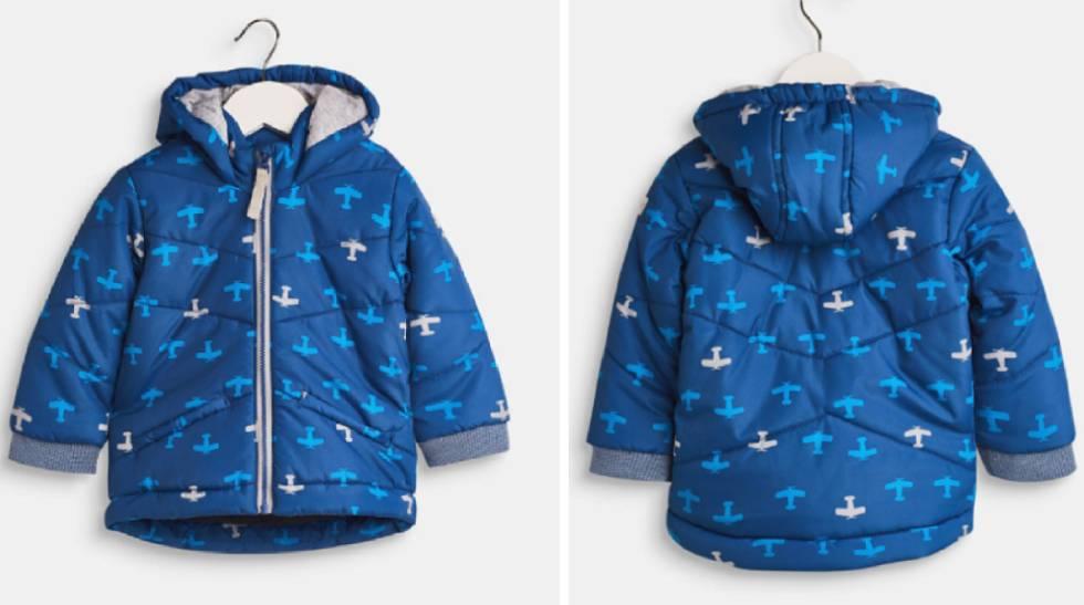 5761cb90f Rebajas 2019: las mejores ofertas en ropa de abrigo para bebés y niños
