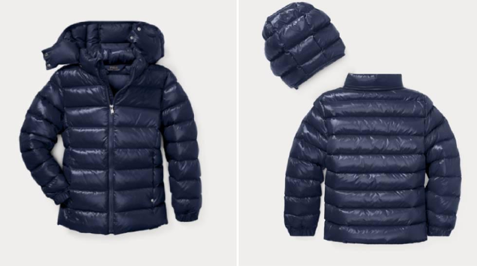 5f4c1e93200 Plumas. Rebajas 2019  las mejores ofertas en ropa de abrigo para bebés y  niños