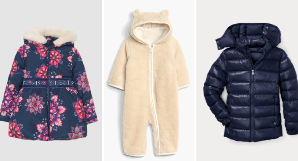 83cdd5d30cb Rebajas 2019  las mejores ofertas en ropa de abrigo para bebés y niños