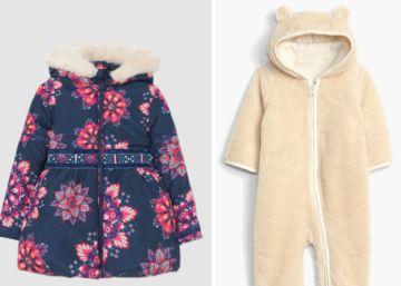 1ba1a9f396e Las 9 mejores ofertas de las rebajas en ropa de abrigo para bebés y niños