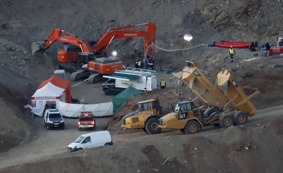 Fotos La Cronologia Del Rescate De Julen En Imagenes Espana El