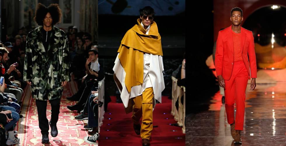 6b12c86c9 De la capa al chándal  así han sido las colecciones masculinas de la Semana  de la Moda de Madrid