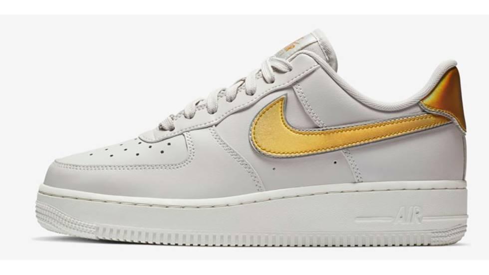 f5870def Las zapatillas blancas no pasan de moda: modelos a buen precio para ...