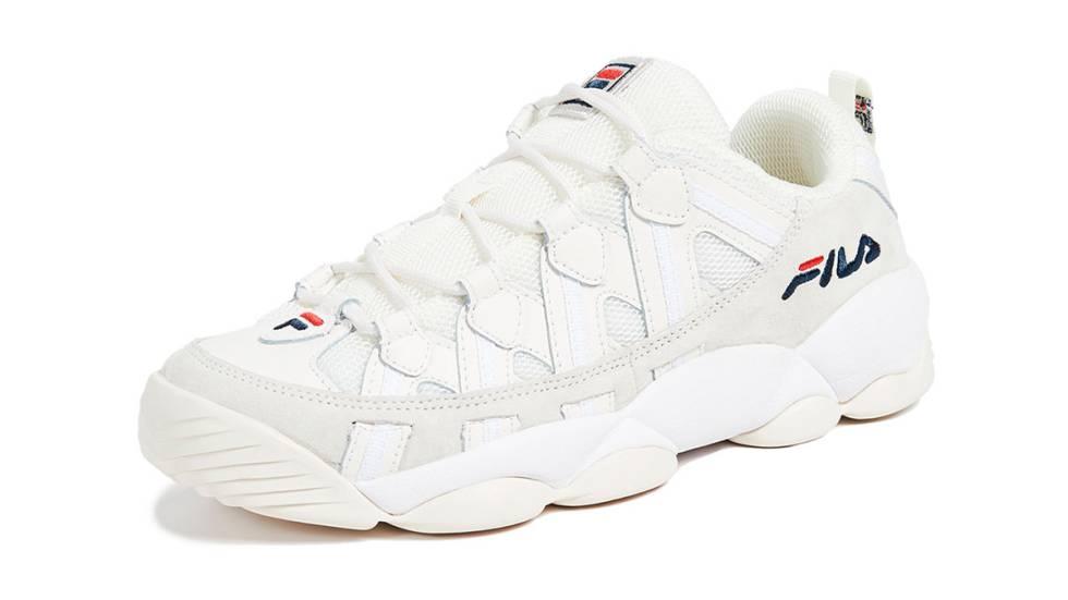 198f68c4c5 Las zapatillas blancas no pasan de moda: modelos a buen precio para ...