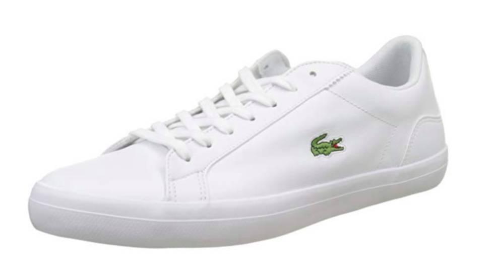 d1eeaad5782 Las zapatillas blancas no pasan de moda  modelos a buen precio para esta  primavera
