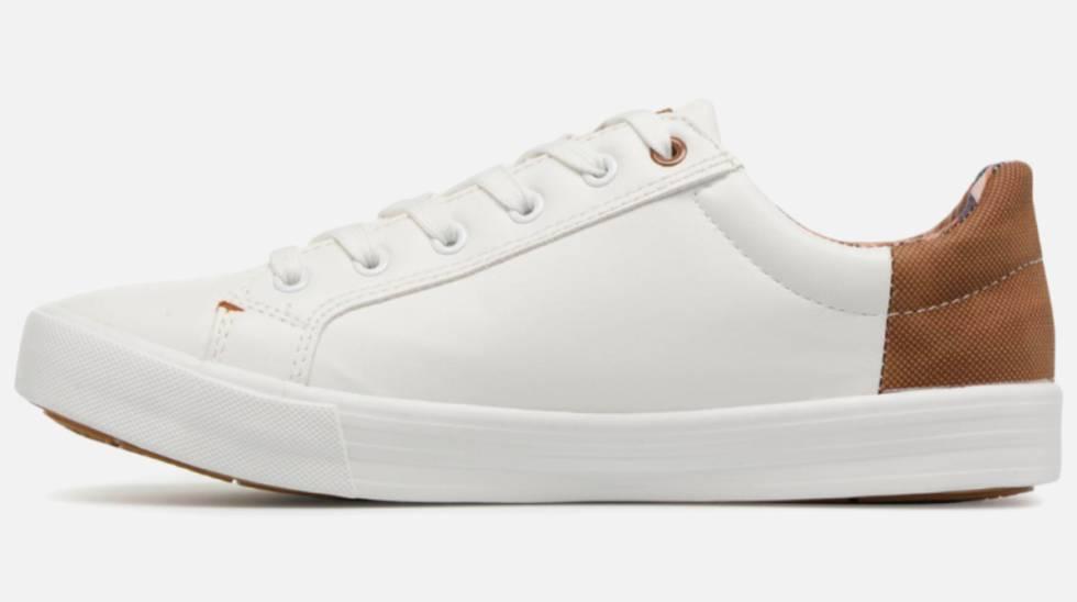 3d4448f2 Las zapatillas blancas no pasan de moda: modelos a buen precio para esta  primavera