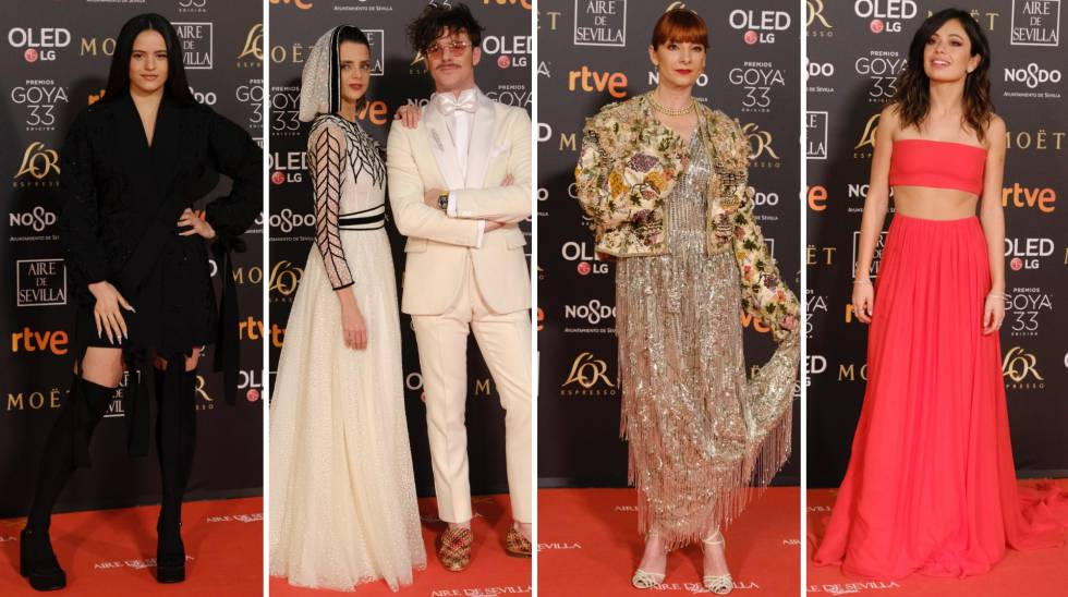99de9f575 Premios Goya 2019  La gran noche de la moda española