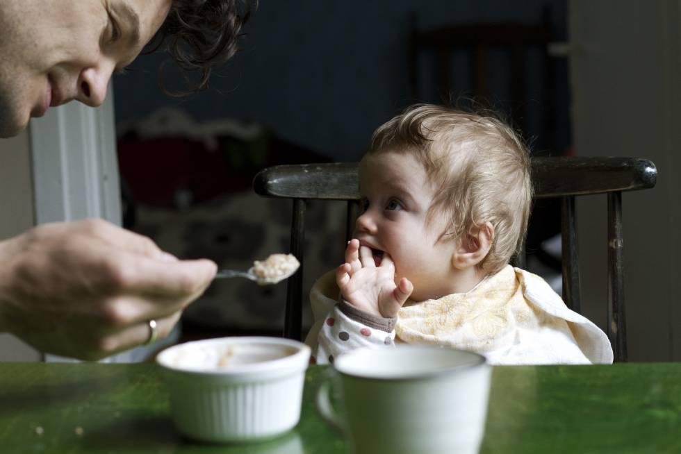 Como hacer papilla de avena con leche materna