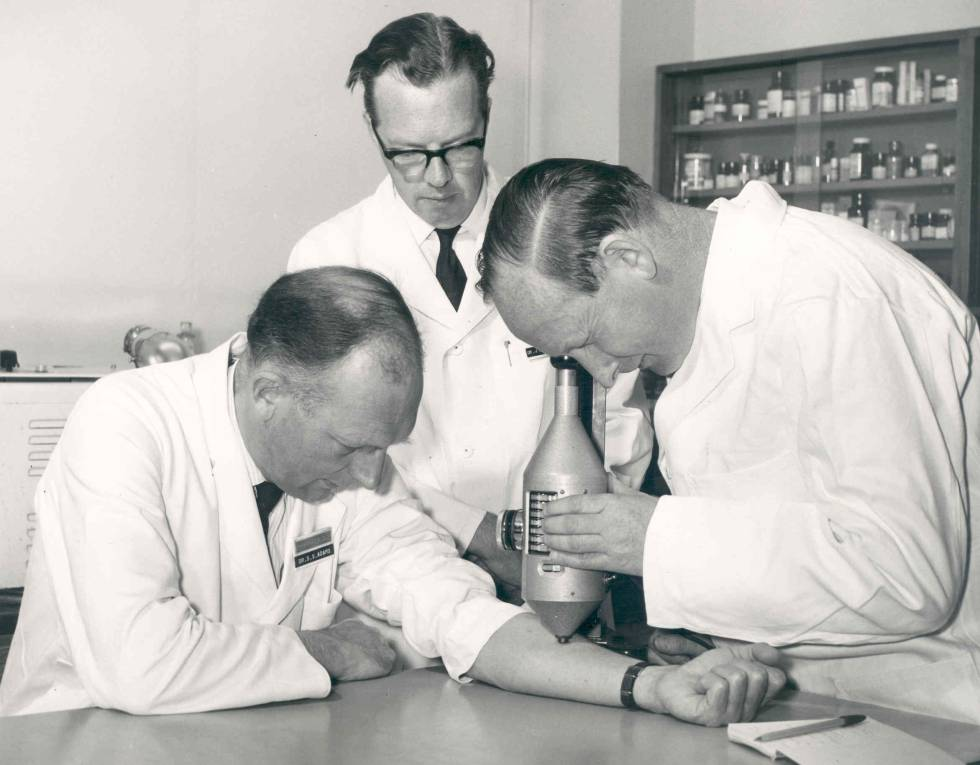 Stewart Adams Inventor Ibuprofeno