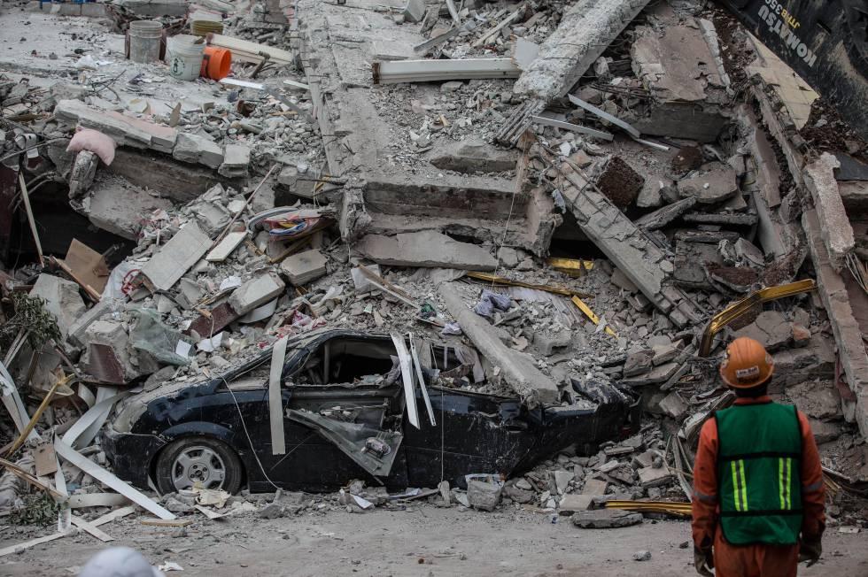 Los terremotos de magnitud 7 o superior, como el de México en 2017, permiten realizar este tipo de estudios