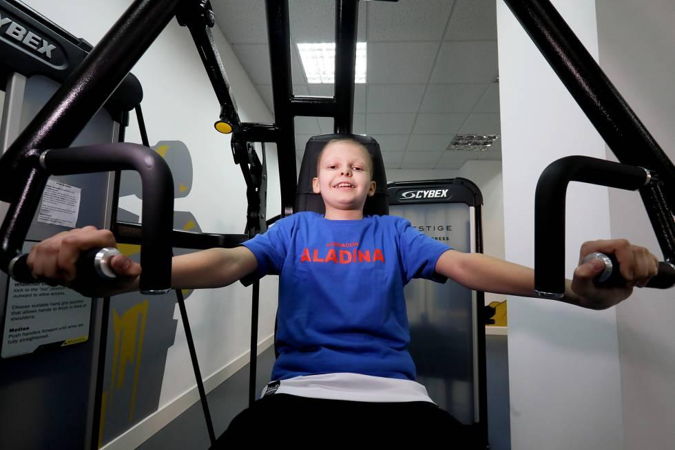 Día Internacional del Cáncer Infantil: terapia deportiva para superar la leucemia en niños