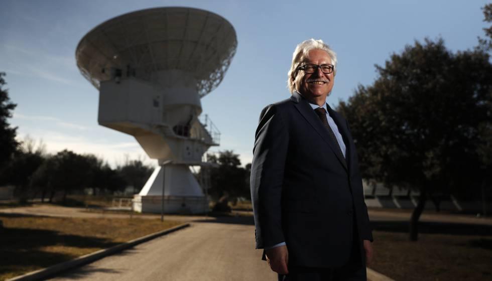 Gunther Hasinger, nuevo Director de ciencia de la Agencia Espacial Europea, ESAC.