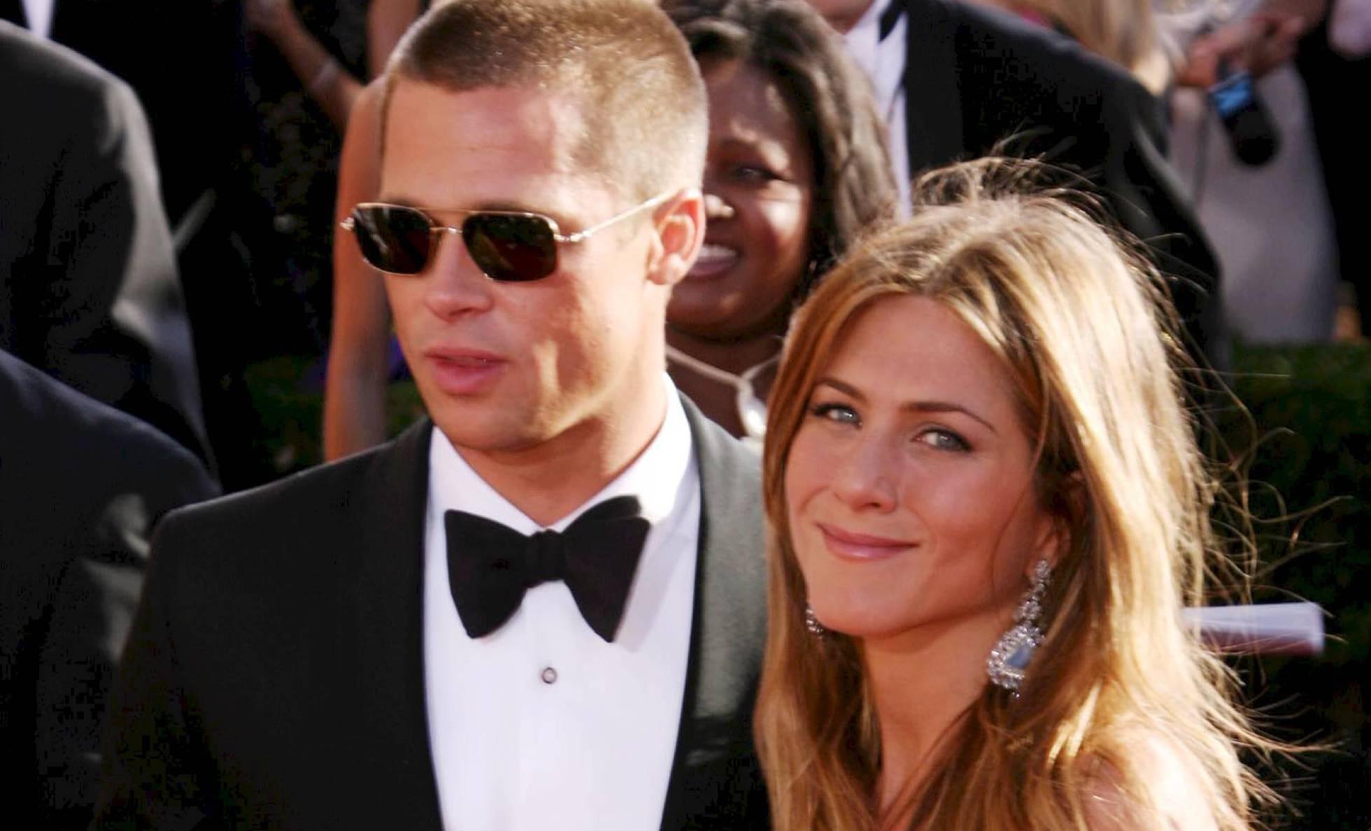 Por qué Jennifer Aniston y Brad Pitt vuelven a ser amigos