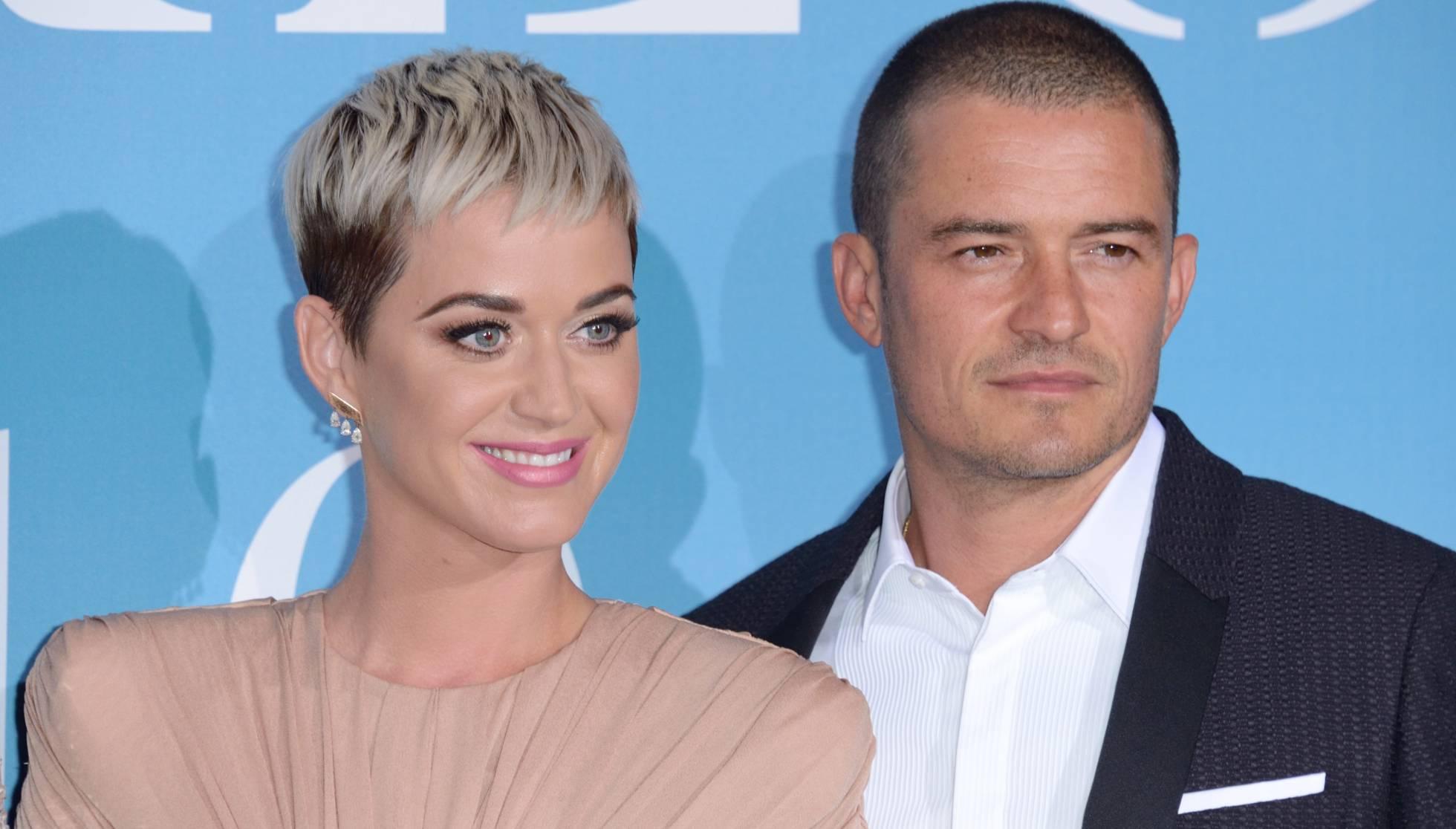 Katy Perry y Orlando Bloom se comprometen en San Valentín