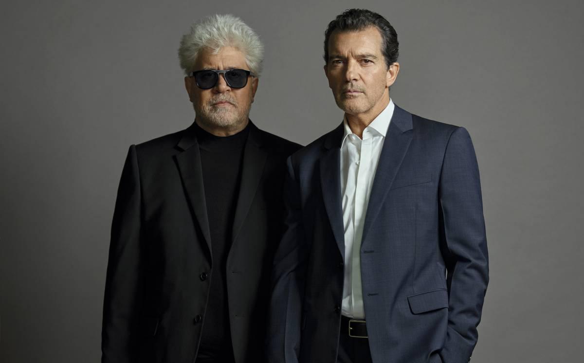 Banderas interpreta al 'alter ego' de Almodóvar en su nueva película