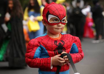 10 disfraces para que los más pequeños sientan que pueden salvar el planeta  (por un 031fbab3aa0