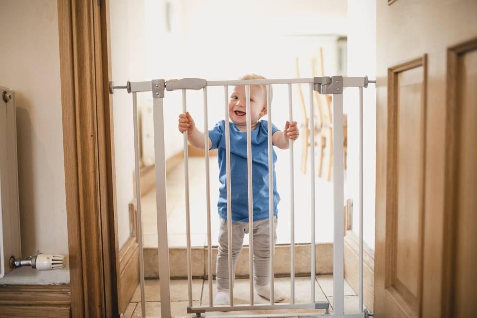 ¿Hasta cuándo debemos usar las vallas protectoras en casa?