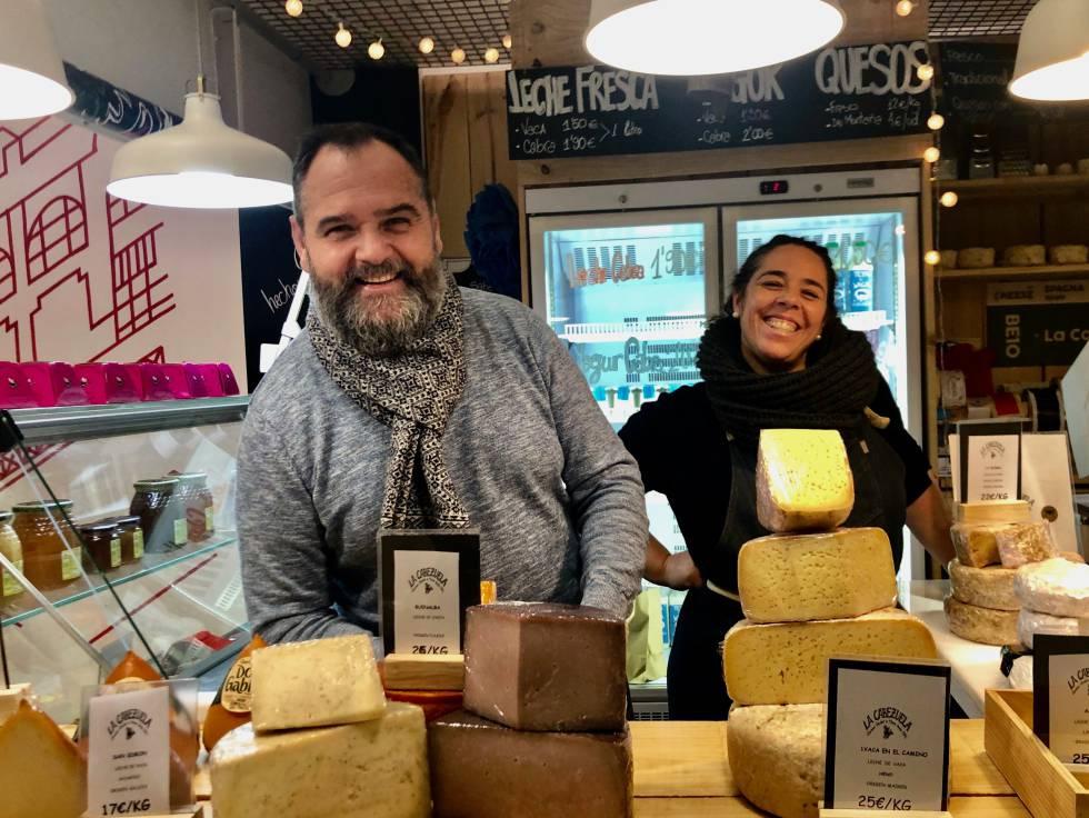 Imparable innovación en los quesos artesanos