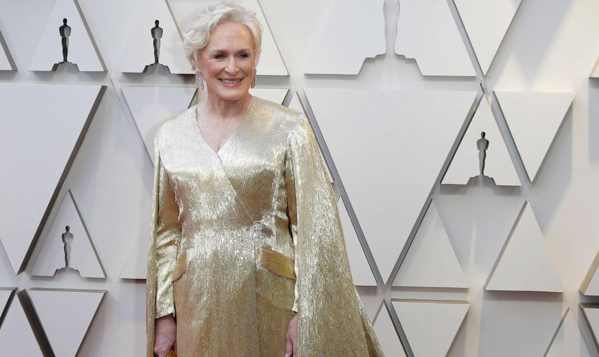 El mejor papel de Glenn Close: encajar que no le dieran el Oscar