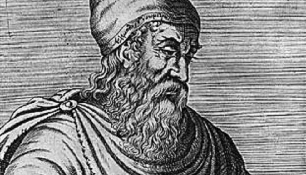 Arquímedes de Siracusa.
