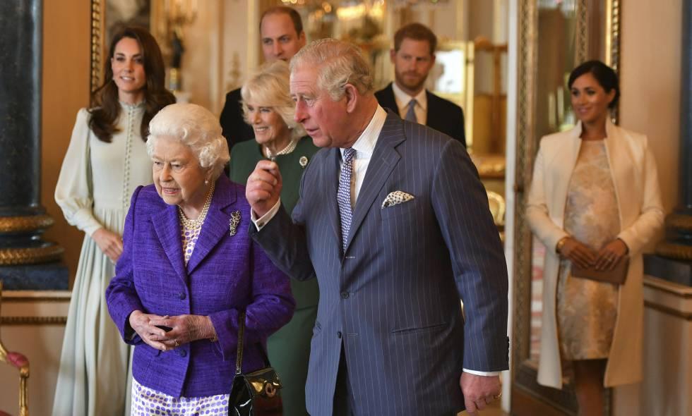 7007610dfb Los duques de Cambridge y los de Sussex se reencuentran tres meses ...