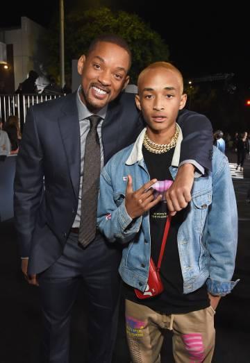 Jaden Smith, hijo del actor Will Smith, aún recuerda cuando su padre le aconsejó que se dejara de novias a los 15 años.
