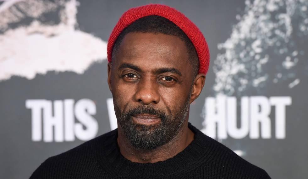 Idris Elba, en diciembre de 2018 en Londres.