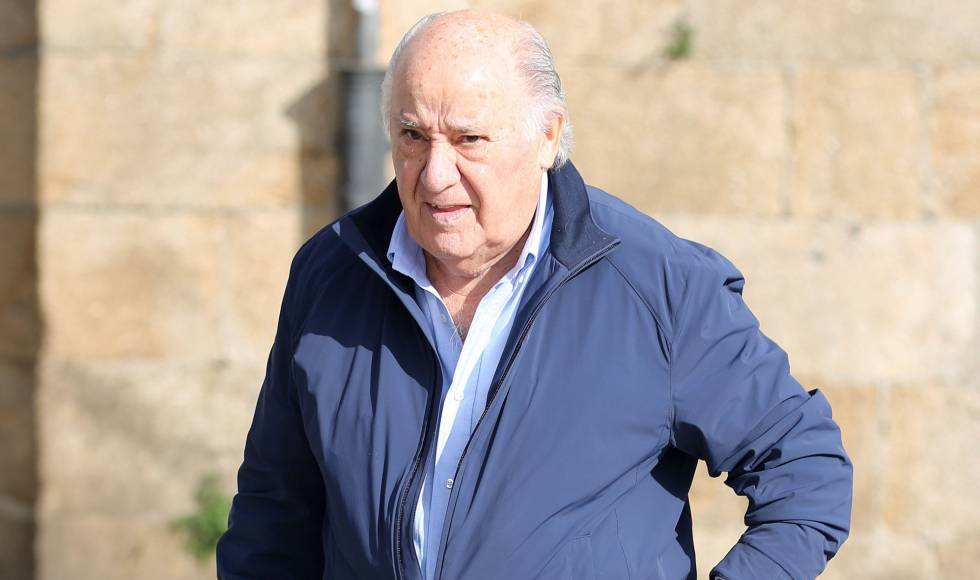 a370ed0df2 Amancio Ortega: Podemos attacks Zara owner's €320 million healthcare ...