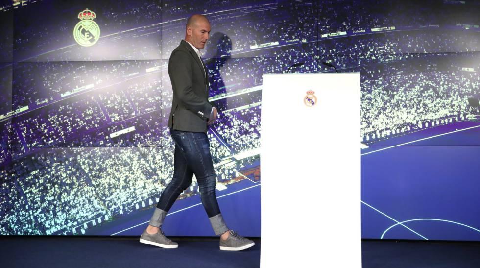 Los Pantalones De Zidane De Los Que Todo El Mundo Habla Gente Y Famosos El País