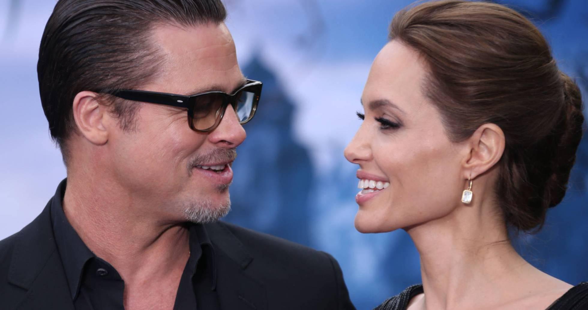 Angelina Jolie y Brad Pitt están hartos de estar casados