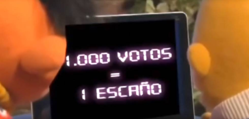 Voting in Spain: WhatsApp: The new weapon in the fight to win over