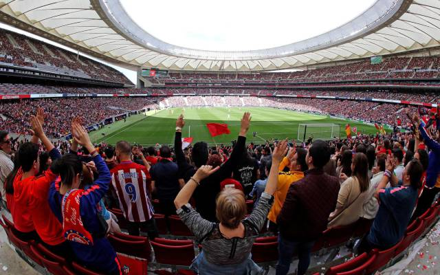 Women s soccer game in Spain smashes turnout world record b54b14d1f69d0