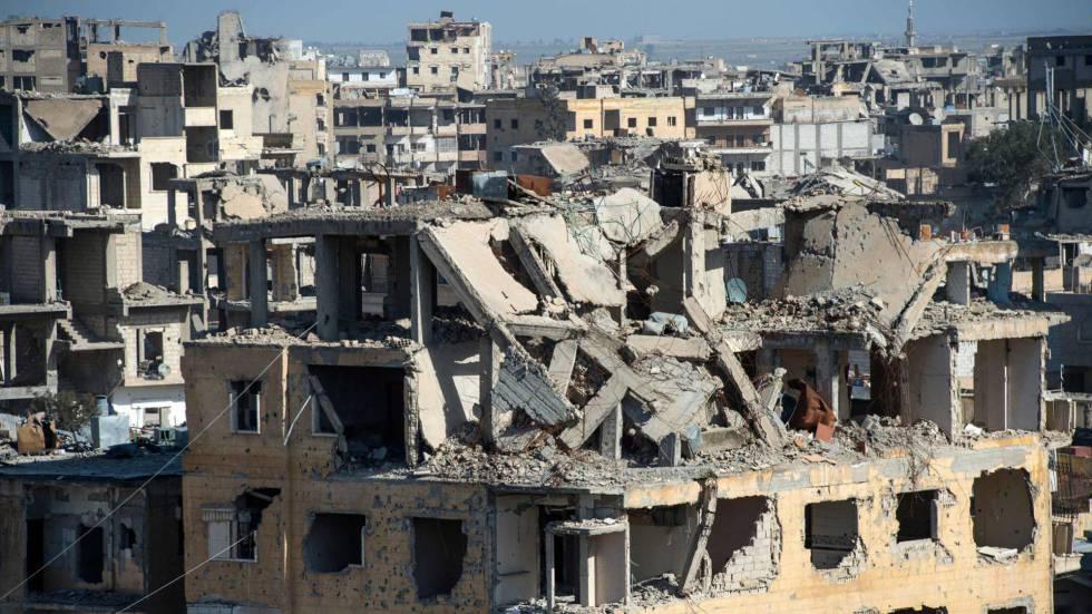 Guerra En Siria Opinion El Pais
