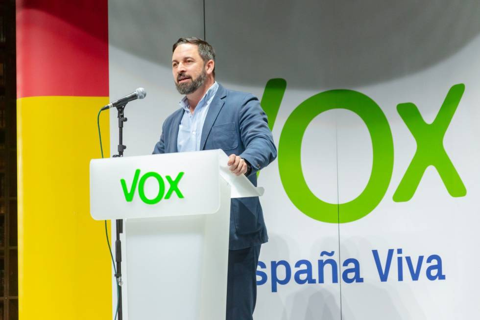 Far right in Spain: Spain's Vox party enlists homophobic