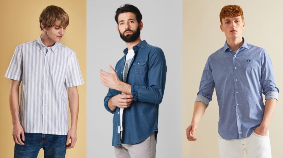 c9a3cfa5ea27 Camisas de hombre para renovar el fondo de armario de cara a la ...
