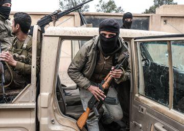 Los restos del califato, en imágenes