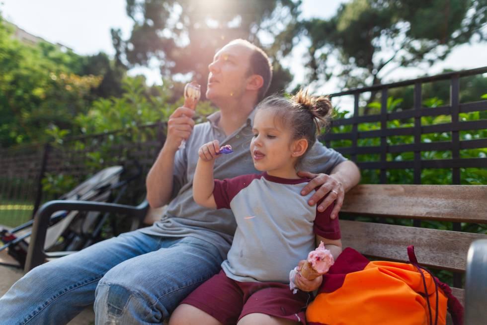 A comer saludable se empieza en casa (y se acaba en el parque)