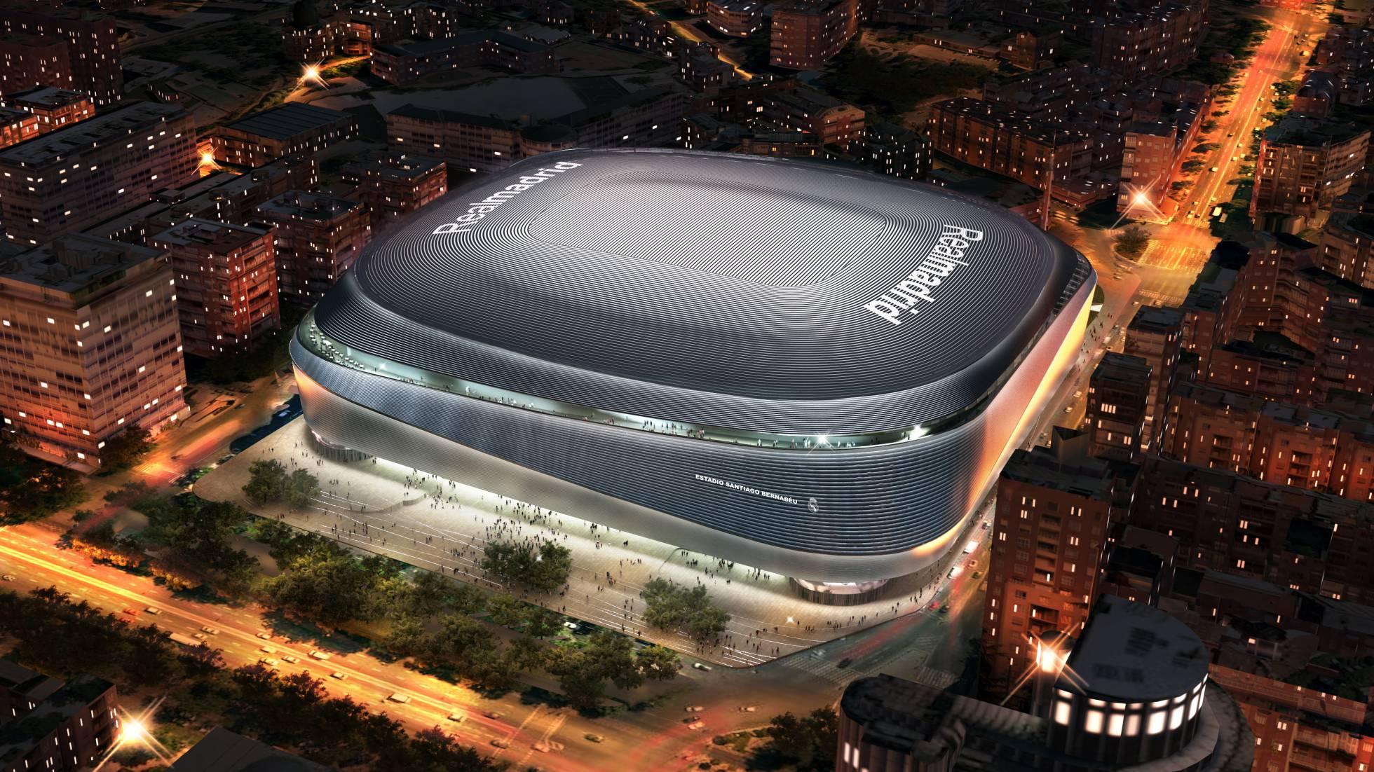 Fotos El Nuevo Estadio Santiago Bernabéu Deportes El País